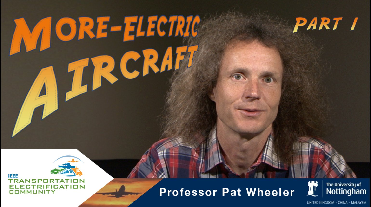 The More Electric Aircraft - Pat Wheeler
