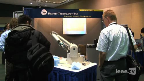 ICRA Exhibitor Overview 2010