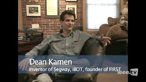 Five Questions for Inventor Dean Kamen