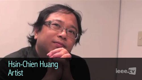 Dream Jobs 2011: Meet Hsin-Chien Huang, Pixel Provocateur