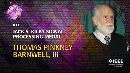 2014 Jack S. Kilby Signal Processing Medal