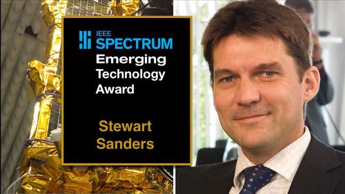 2015 IEEE Honors: IEEE Spectrum Emerging Technology Award