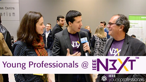 Young Professionals at N3XT: How did N3XT get started?