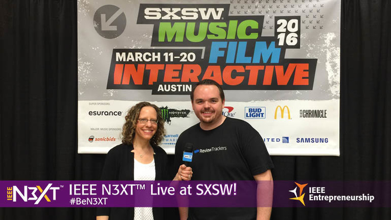 IEEE N3XT @ SXSW 2016: Chris Campbell, ReviewTrackers