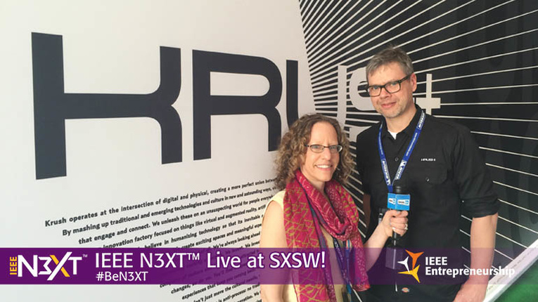 IEEE N3XT @ SXSW 2016: Chris Wire, KRUSH