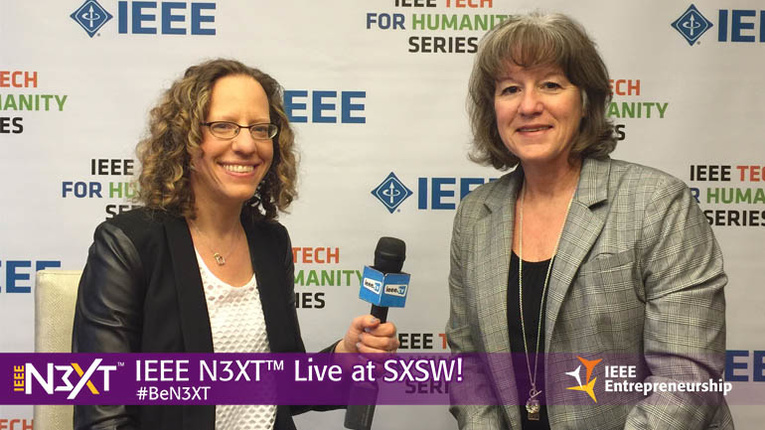 IEEE N3XT @ SXSW 2016: Jean Ann Booth, Unaliwear