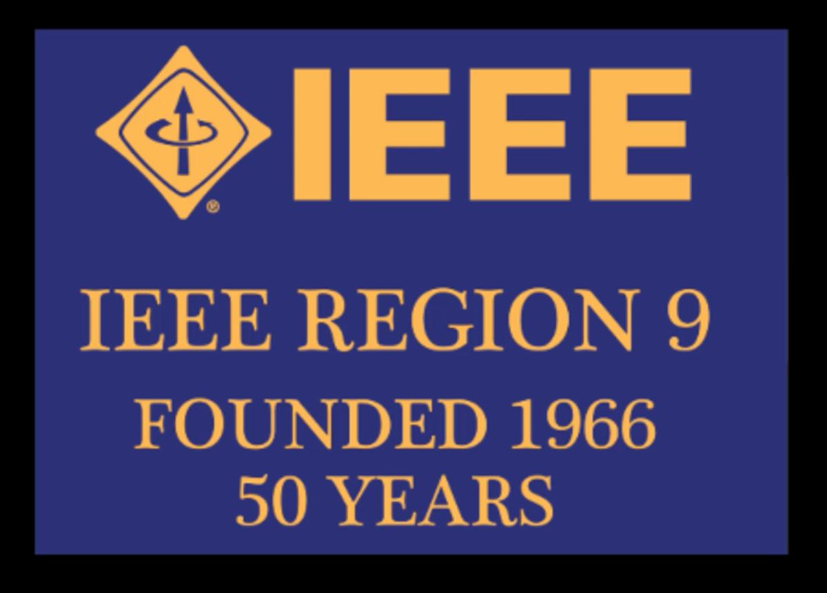 IEEE Region 9 Celebrates 50 Years