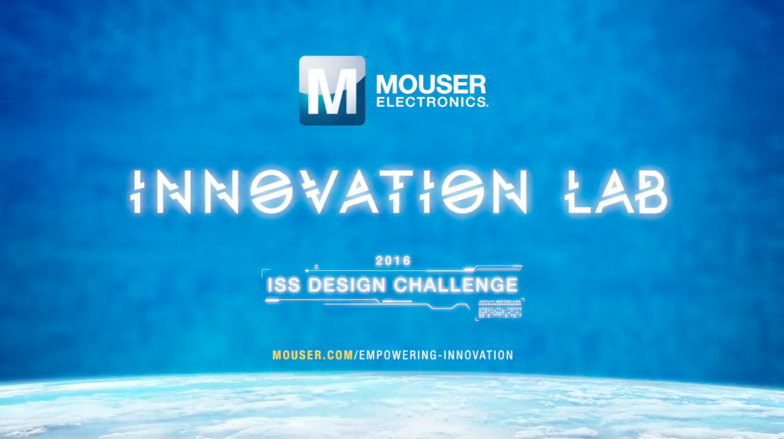 2016 ISS Design Challenge: Empowering Innovation Together with Grant Imahara and Chris Hadfield