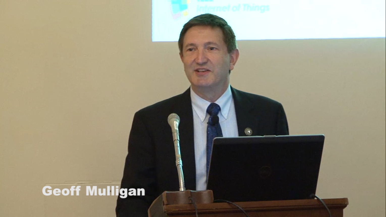 Net Neutrality Briefing - Geoff Mulligan - IoT Washington DC 2015