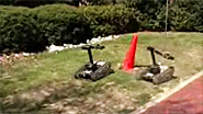 Learning from Katrina: Search and Rescue Robots for Natural Disasters