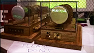 Maker Faire 2008: Tube Time Clocks