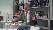 Computing Conversations: Bertrand Meyer: Eiffel Programming Language