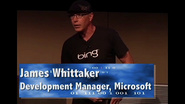 Yesterday, Today and the Next Decade ? James Whittaker, Microsoft