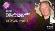 2014 IEEE/RSE Wolfson James Clerk Maxwell Award