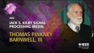 2014 Jack S. Kilby Signal Processing Medal
