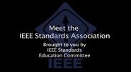 Meet the Standards Association (IEEE Standards Education)