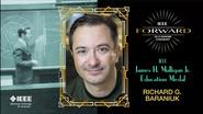 2015 IEEE Honors: IEEE James H. Mulligan, Jr. Education Medal - Richard G. Baraniuk
