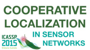 Cooperative Localization in Sensor Networks