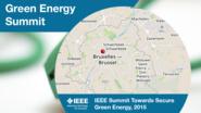 IEEE Green Energy Summit 2015: Program Overview