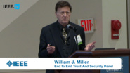 William J. Miller on Sensei-IoT: 2016 End to End Trust and Security Workshop for the Internet of Things