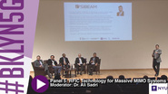 Panel 5: Challenges for millimeter wave MIMO in CMOS technology - Brooklyn 5G - 2015