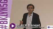 Brooklyn 5G - 2015 - Ali M. Niknejad - Going the Distance with CMOS: mm-Waves and Beyond