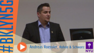 Brooklyn 5G Summit 2014: Unleashing Millimeter-Wave Frequency by Andreas Roessler