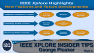 IEEE Xplore: Insider Tips to Improve Your Productivity - Part 3