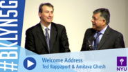 Brooklyn 5G 2016: Welcome Address with Ted Rappaport and Amitava Ghosh