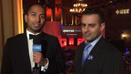 Roozbeh Ghaffari - IEEE Honors Ceremony 2016 Red Carpet Interview