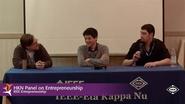 Eta Kappa Nu Presents: Entrepreneurship Panel Discussion