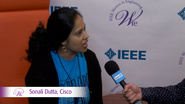 Sonali Dutta from Cisco at WIE ILC 2016