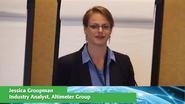 Speaker Jessica Groopman - ETAP San Jose 2015