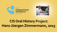 Interview with Hans Juergen Zimmermann, 2015: CIS Oral History Project